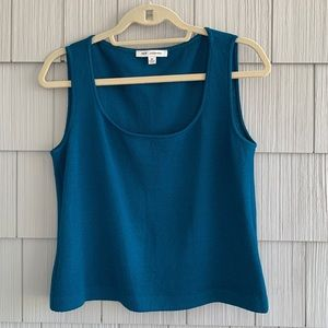 St John Knit Tank Top / Shell